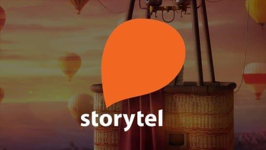 Storytel, prova gratis i 14 dagar