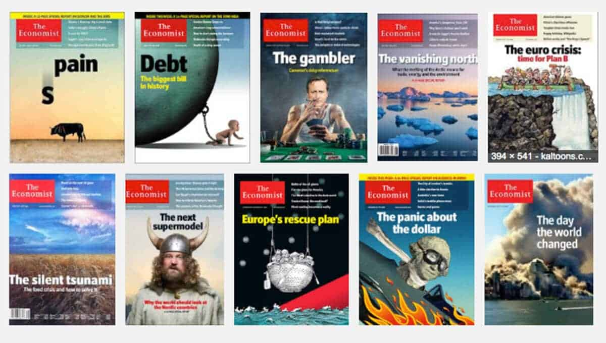 The Economist 2016 Prenumeration