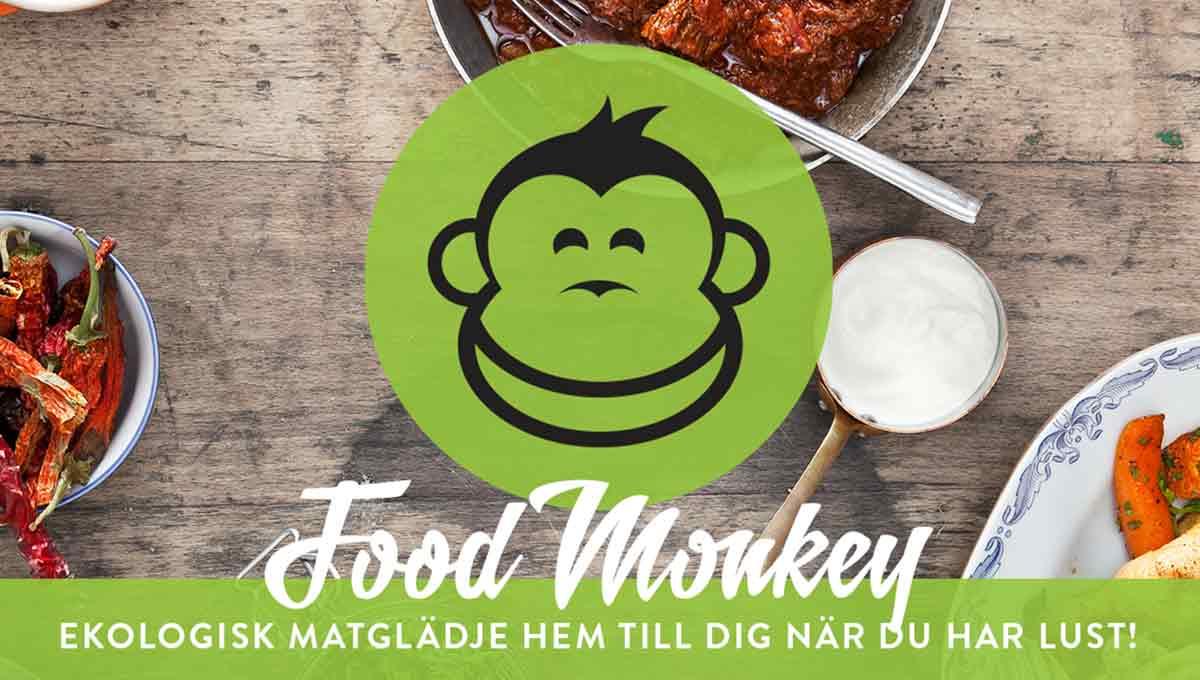 Food Monkey Ekologisk Matkasse