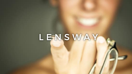 Lensay abonnemang kontaktlinser