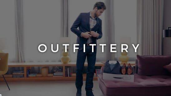 Outfittery Prenumerera Herrkläder