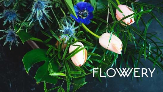 Prenumerera på snittblommor Flowery