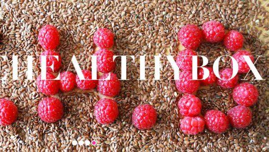 Health Box hälsosamma produkter