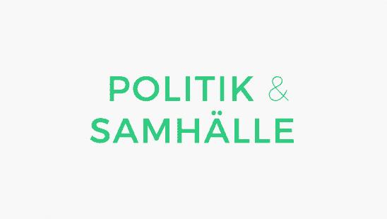Politik & Samhälle
