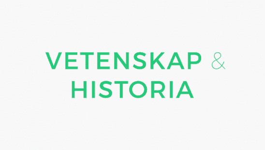 Vetenskap & Historia