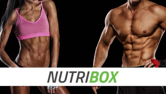 Nutrixbox prenumeration kosttillskott