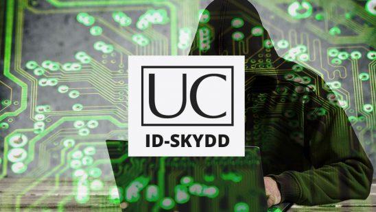 UC ID Skydd - Skydda dig mot identitetsstöld