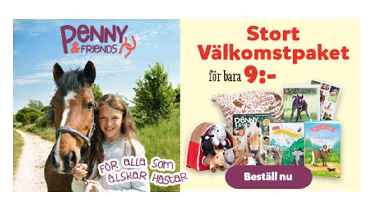 Penny & Friends Hästklubb