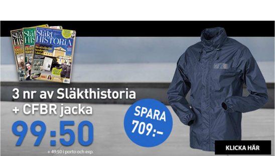 Tidning Släkthistoria + CFBR Multifunktionsjacka Premie.jpg