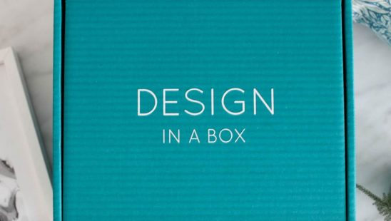 Design in a Box Prenumeration