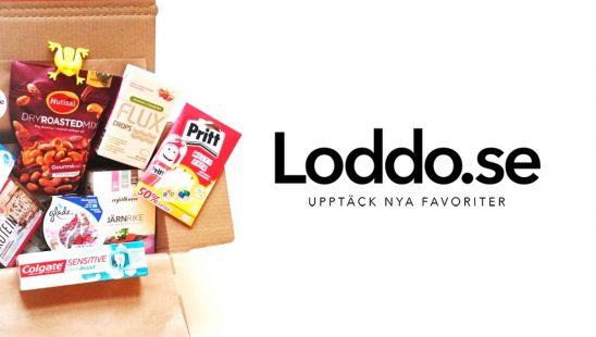 Loddo Box Prenumeration till hemmet
