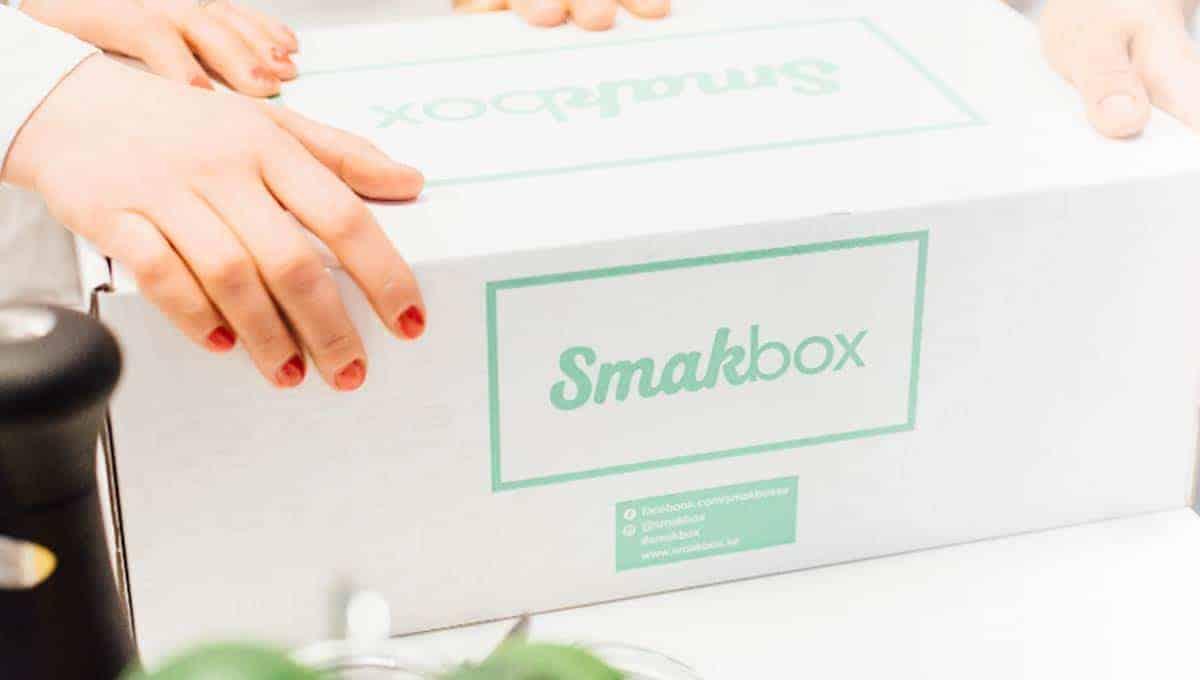 Smakbox Prenumeration