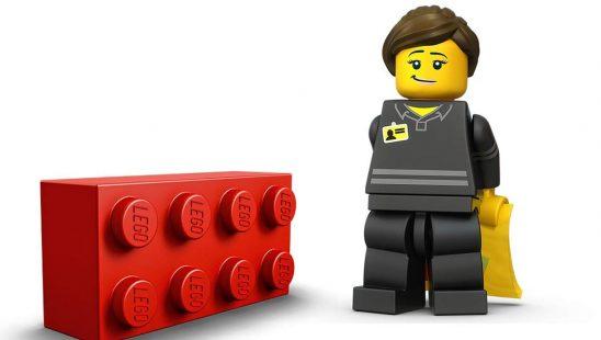 Prenumeration Lego