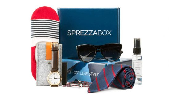 SprezzaBox Prenumerationsbox