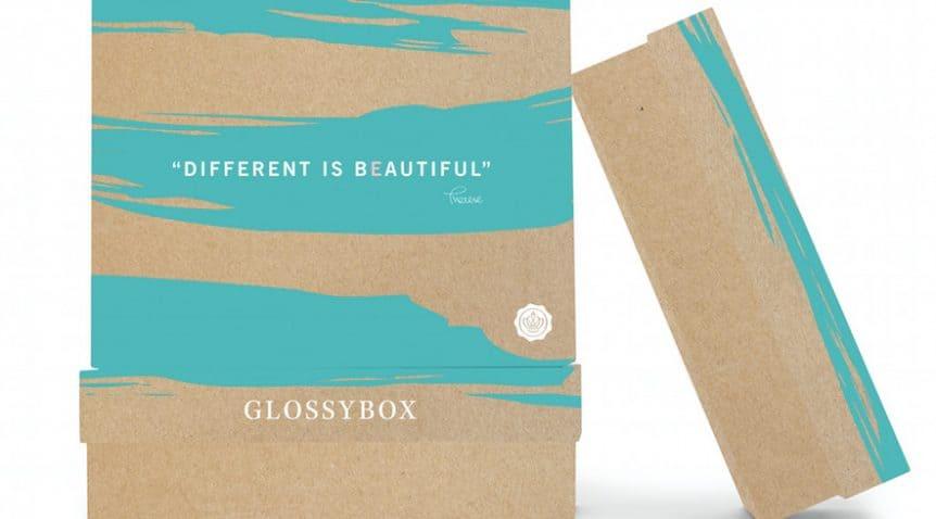 GLOSSYBOX släpper en VEGANSK skönhetsbox!