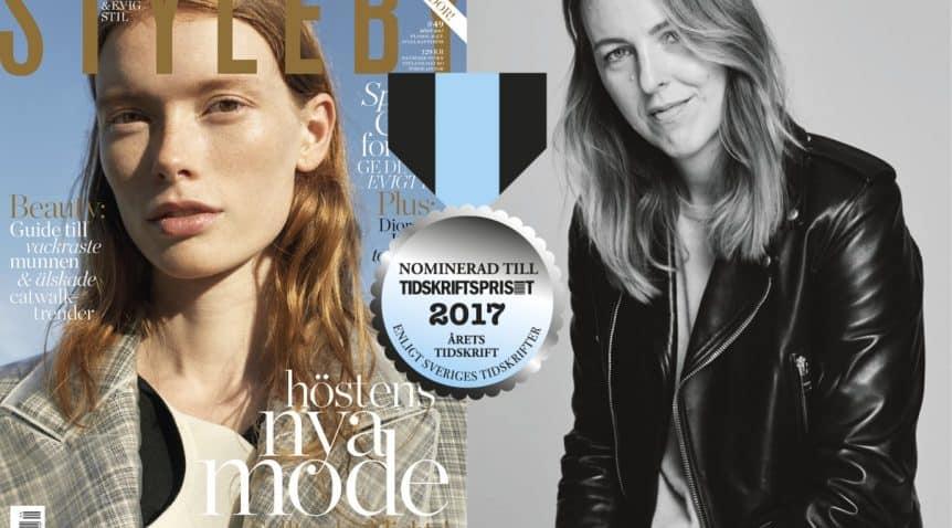 STYLEBY är en av Sveriges bästa tidskrifter!