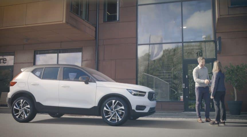 Care by Volvo – Prenumeration på Bil