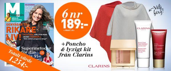 m magazin clarins