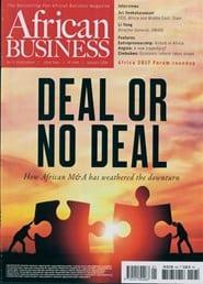 Prenumerera 11 nummer av African Business