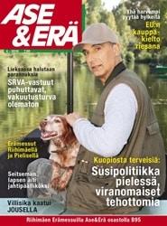 Prenumerera 8 nummer av Ase & erä