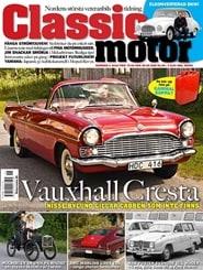 Prenumerera 28 nummer av Classic Motor