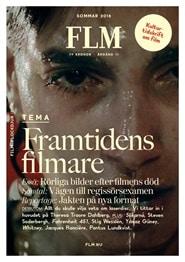 Prenumerera 6 nummer av Filmtidskriften FLM