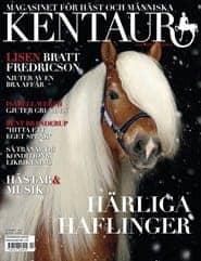 Prenumerera 4 nummer av Kentaur