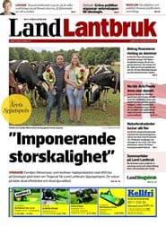 Prenumerera 48 nummer av Land Lantbruk