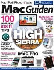 Prenumerera 6 nummer av MacGuiden
