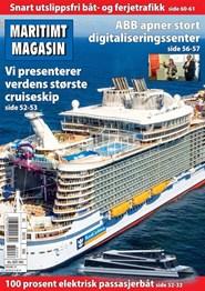 Prenumerera 12 nummer av Maritimt Magasin