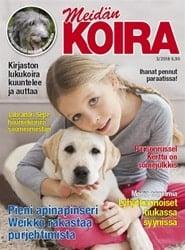 Prenumerera 6 nummer av Meidän Koira