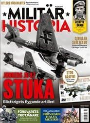 Prenumerera 3 nummer av Militär Historia