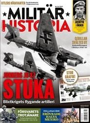 Prenumerera 6 nummer av Militär Historia