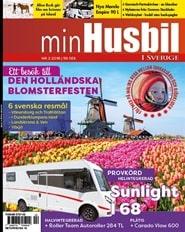 Prenumerera 6 nummer av Min Husbil i Sverige