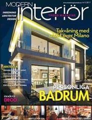 Prenumerera 6 nummer av Modern Interiör