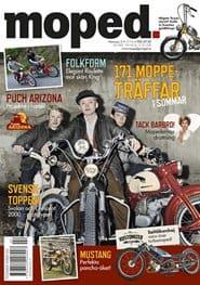 Prenumerera 4 nummer av Moped
