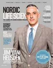 Prenumerera 1 nummer av Nordic Life Science Review