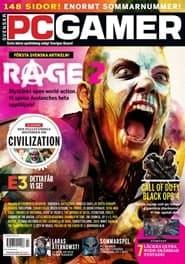 Prenumerera 6 nummer av PC Gamer