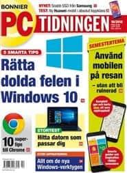 Prenumerera 4 nummer av PC-Tidningen