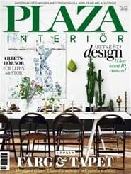 Prenumerera 15 nummer av Plaza Interiör