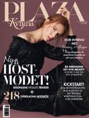 Prenumerera 20 nummer av Plaza Kvinna