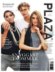 Prenumerera 20 nummer av Plaza Magazine