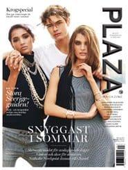 Prenumerera 5 nummer av Plaza Magazine