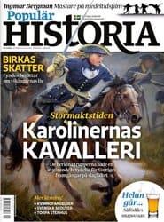 Prenumerera 3 nummer av Populär Historia
