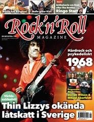 Prenumerera 16 nummer av Rock'n'Roll