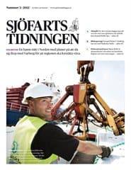Prenumerera 11 nummer av Sjöfartstidningen