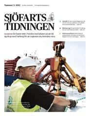 Prenumerera 3 nummer av Sjöfartstidningen