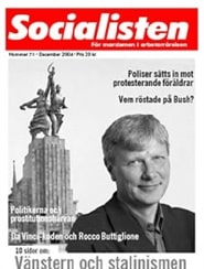 Prenumerera 10 nummer av Socialisten