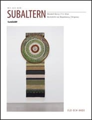 Prenumerera 8 nummer av Subaltern