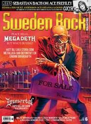 Prenumerera 12 nummer av Sweden Rock Magazine